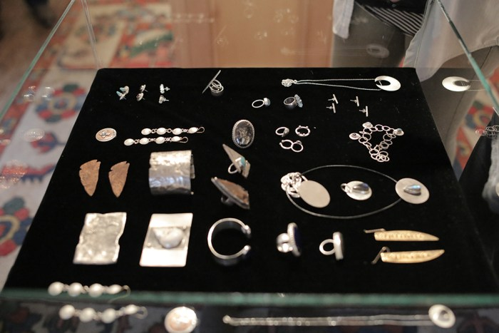 Moriah Stanton's stunning jewelry is the centerpiece of MoMo, her new gallery