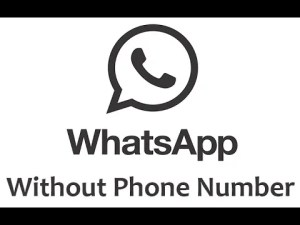Whatsapp Account Without a Mobile Number