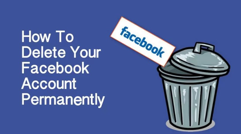 Successfully Delete a Facebook Account Permanently