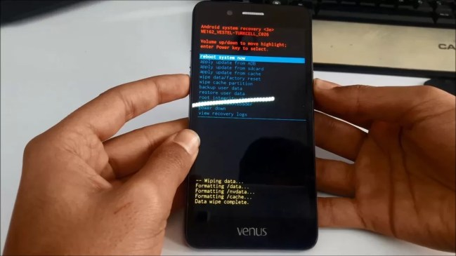 How To Format Your Phone Without Software