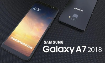 Samsung Galaxy A7 (2018) Specifications and Price