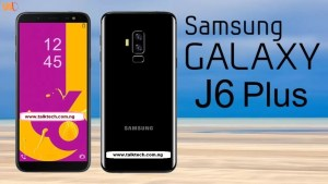 Samsung Galaxy J6 Plus Specifications and Price