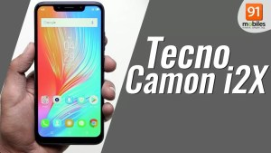 Tecno Camon i2x Specifications and Price