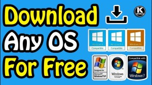 Download Windows and Other OS for Free (All Major Operating Systems)