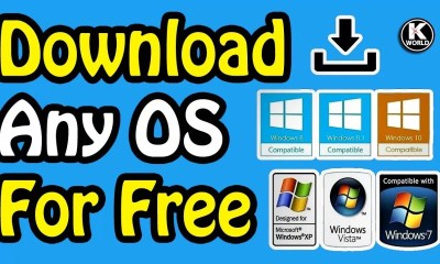 Windows and Other OS for Free