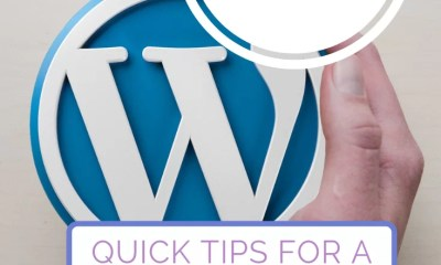 10 Quick Tips to Make a Professional WordPress Blog