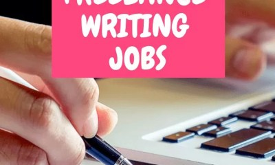 Best Websites for Freelance Writing Job