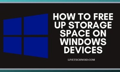 How to Free Up Storage Space on Windows Devices