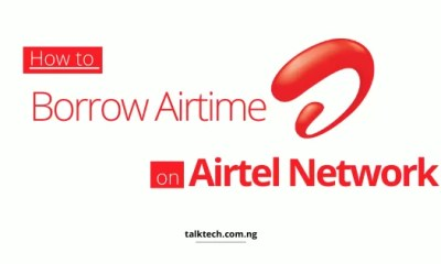 How to Borrow Airtime from Airtel Nigeria