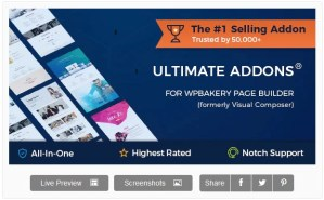 Ultimate Addons for WPBakery Page Builder v3.19.11 Download