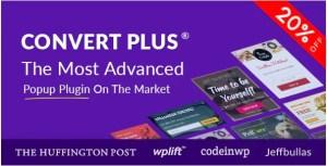 latest ConvertPlus Premium WordPress Plugin Free Download