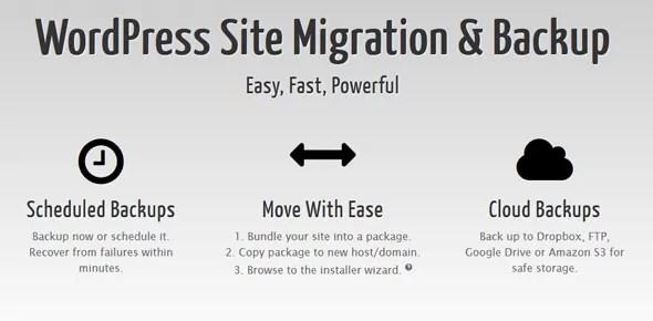 Download Duplicator Pro v3.8.9.1 WordPress Site Migration/BackUp Plugin