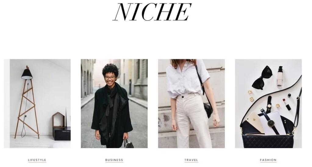 Download Niche Pro v1.0.0 Genesis Child Feminine Affiliate Theme