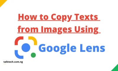 How to Copy Text from Images Using Google Lens