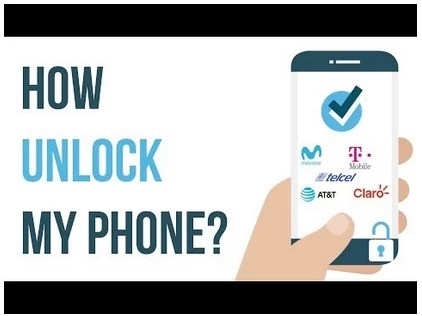 unlock your device