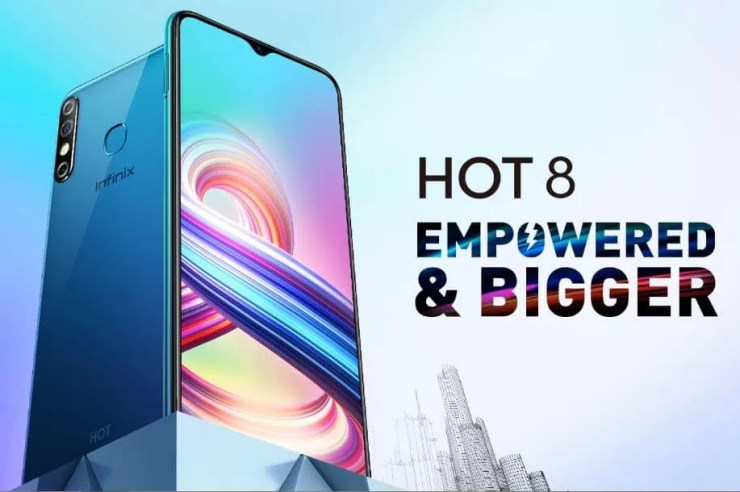 Full Specifications of Infinix Hot 8 and Price in Nigeria