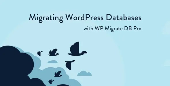 Download WP Migrate DB Pro 1.9.10 and Addons for WordPress