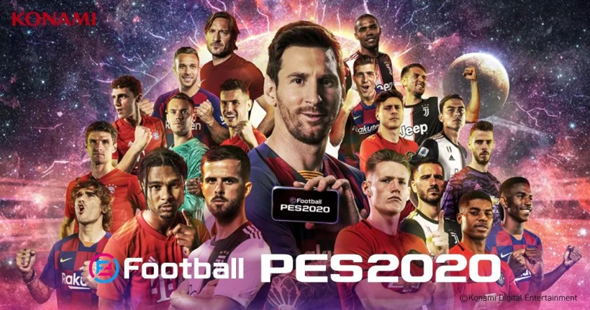 Download Pro Evolution Soccer 2020 (PES 20) APK + OBB Data File