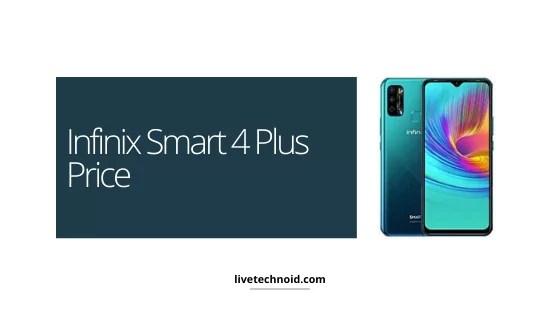 Infinix Smart 4 Plus Price