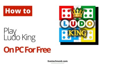 How to Play Ludo King on PC for Free