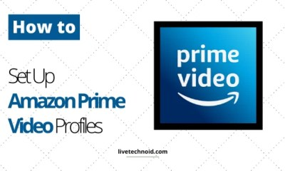 How to Set Up Amazon Prime Video Profiles