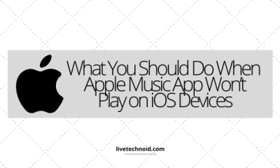 What You Should Do When Apple Music App Won't Play on iOS Devices