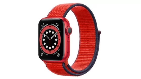 Apple Watch Series 6 Aluminum Full Specifications and Price