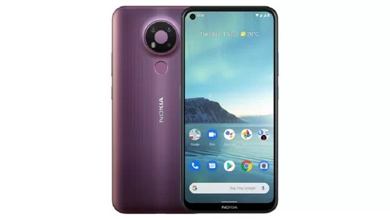 Nokia 3.4 Full Specifications and Price