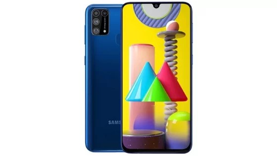 Samsung Galaxy M31 Prime Full Specifications and Price