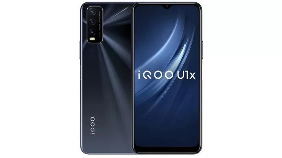 Vivo iQOO U1x Full Specifications and Price