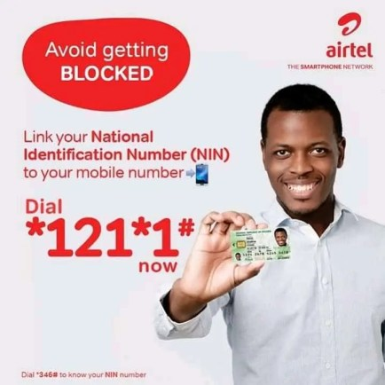 Link NIN with Airtel Number