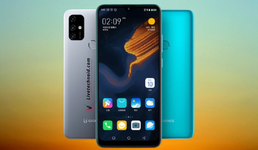 Gionee K7 5G Full Specifications and Price
