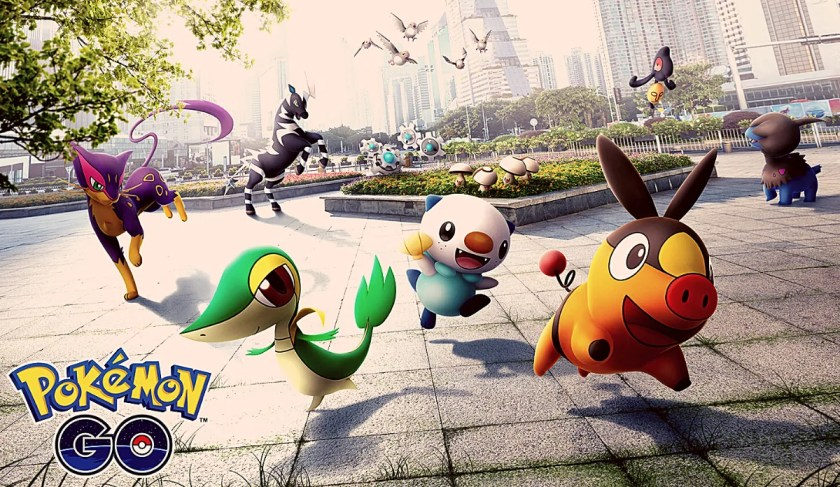 Pokémon GO v0.201.0 APK MOD Free Download