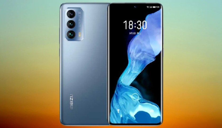 Meizu 18 Full Specifications and Price