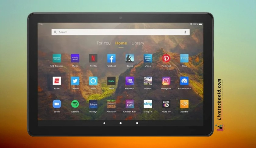 Amazon Fire HD 10 Plus 2021 Full Specifications and Price