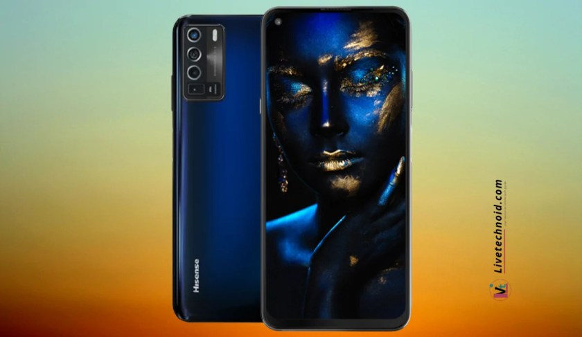 HiSense Infinity H50 Lite Full Specifications and Price