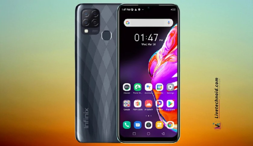 Infinix Hot 10T Full Specifications and Price
