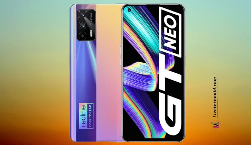 Realme GT Neo Full Specifications and Price