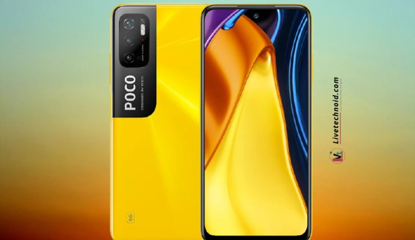 Xiaomi Poco M3 Pro 5G Full Specifications and Price