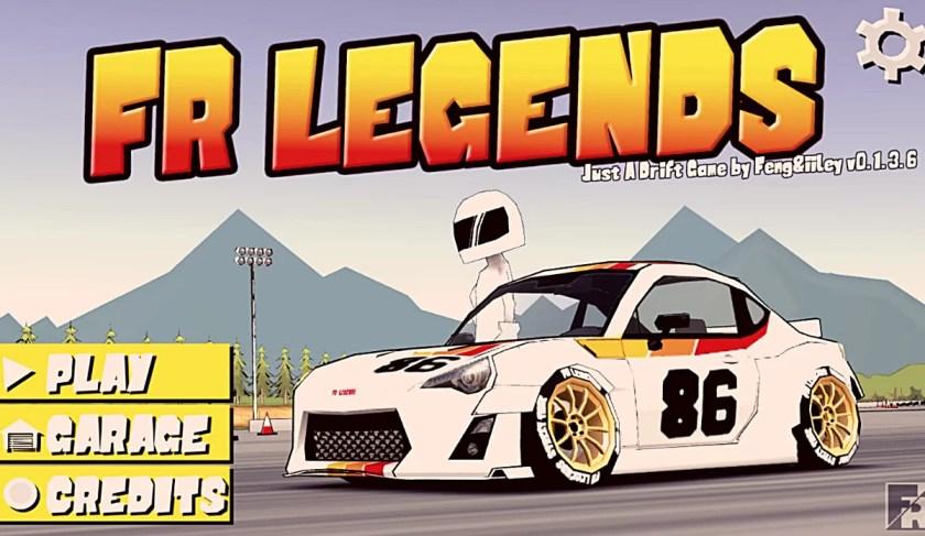 FR Legends v0.3.0 APK + Mod (Unlimited Money) Free Download