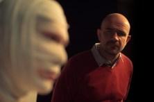 Never Forget Production Shot 1 Adam Donaldson and Chris Connel (c) Topher McGrillis