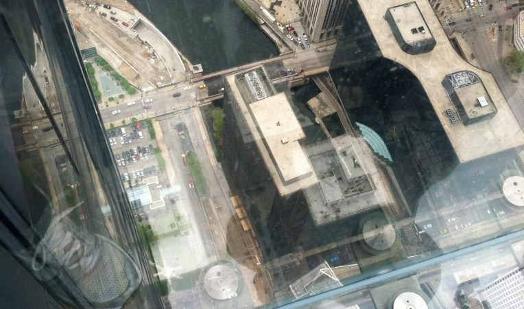 What You Talking About? Willis Tower Skydeck