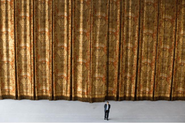 Donghia and Rubelli:: Beauty and the Bolshoi: BlogTourNYC via livethefinelife.com