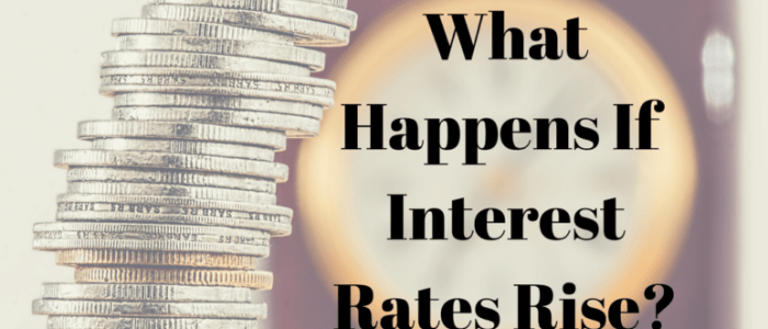 ask the real estate agent what happens if interest rates rise