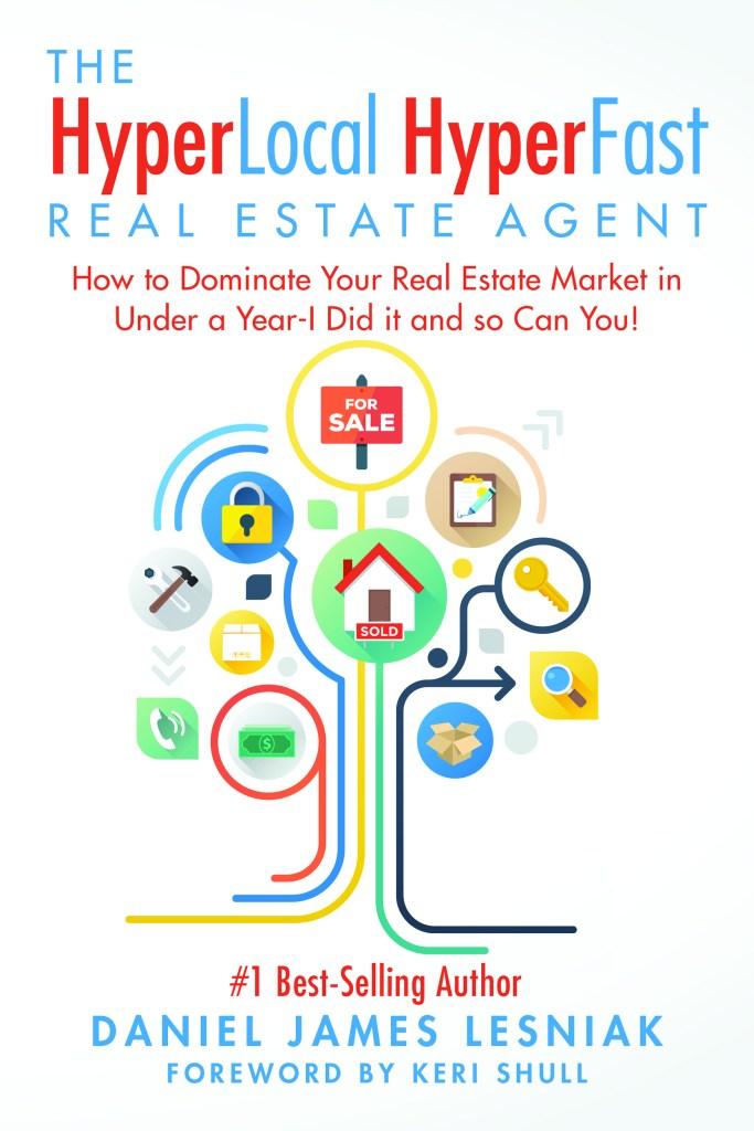 real estate agent sales book