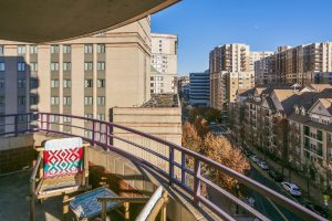 Charleston Condo Arlington For Sale: Unit 1708 Just Listed – Private Balcony City Views!