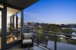 Odyssey Condo Arlington For Sale: Unit 509 Spotlight Listing – Monument Views, Rooftop Pool