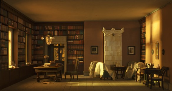 Bilden Biblioteket.