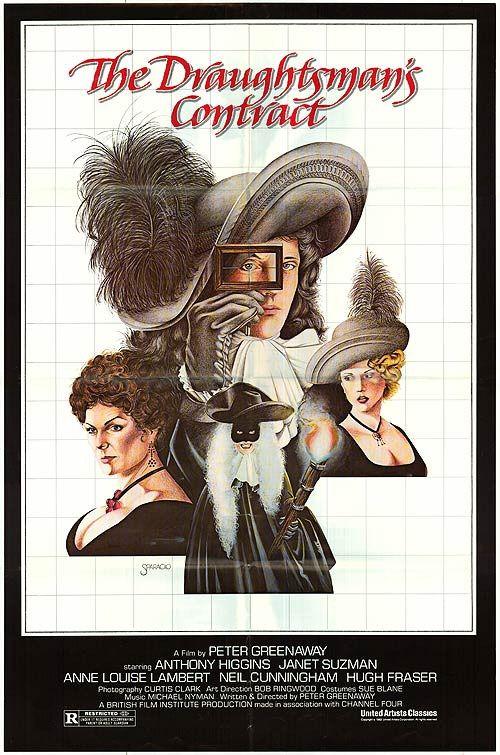 Bild som visar filmen Tecknarens kontrakt.