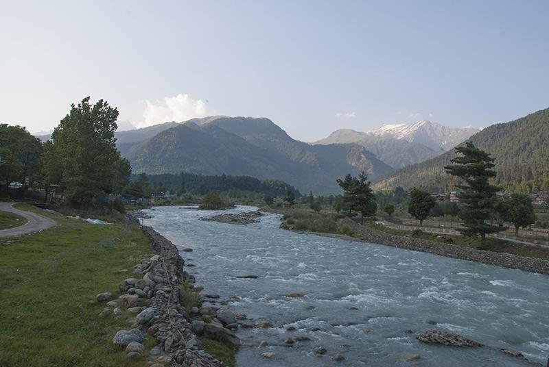 Lidder river @ Pahalgam